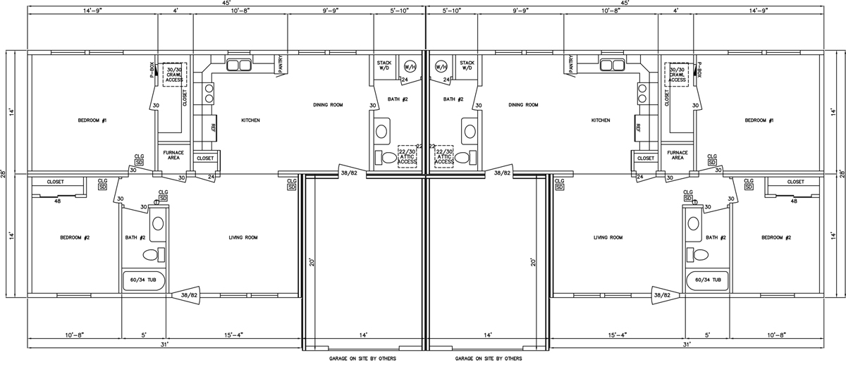 Floor Plans By Shamrock Homes