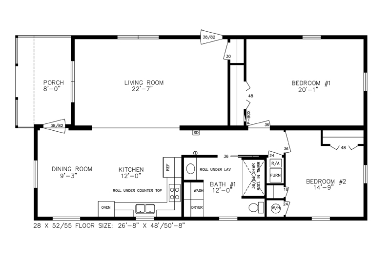 Below you 39 ll see a sampling of our ability to accomodate a Universal house plans